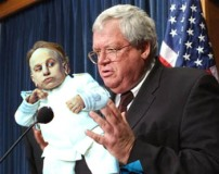 hastert and mini-mee