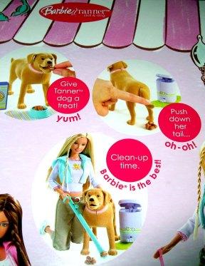 Barbie Poop