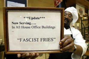 fascist fries