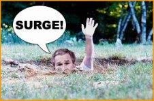 Monkey Surge