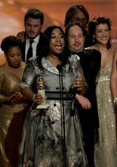 Golden Globe Awards; Greys Anatomy cast