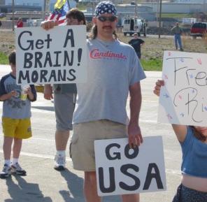Prowar Moran