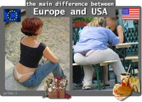 US v Euro