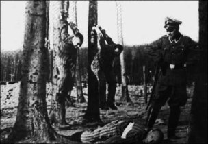 Nazi torture