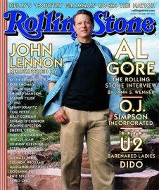 Al Gore - Rolling Stone