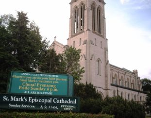 St Mark's Episcopal Cathedral