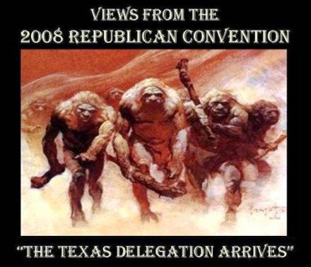 GOP Texas Delegation