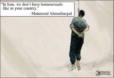 Iran Homosexuals