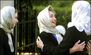 Clintons Muslim
