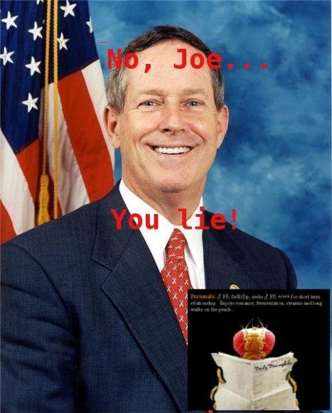 Joe Wilson, (R-SC)